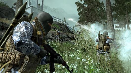 call of duty 3 xbox 360. Call of Duty 4: Modern Warfare