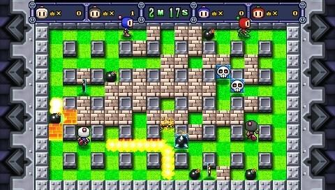 Bomberman land psp review gamezone.